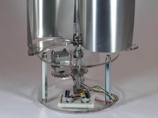 Make: Projects — Build a Wind Lantern