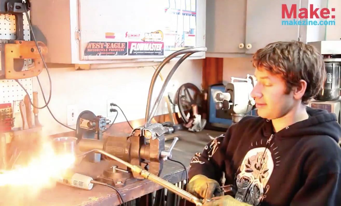 Meet the Makers: Satya Kraus
