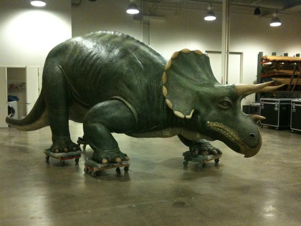 Geek Field Trip Report! Smithsonian Office of Exhibits Central