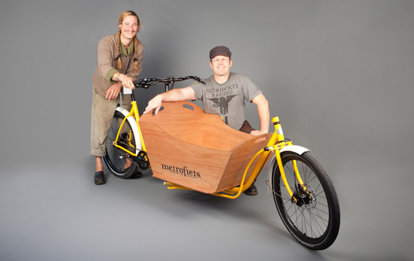 Oregon Manifest Bike Building Competition