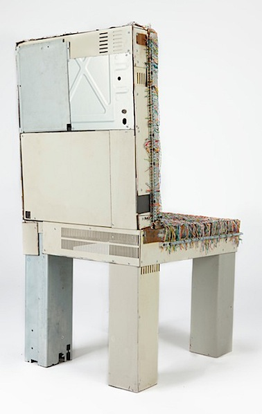 Recycled Circuit Chairs