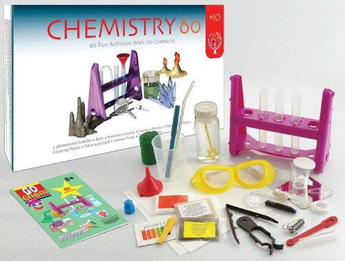 "Chemistry Set Boasts ""No Chemicals"""