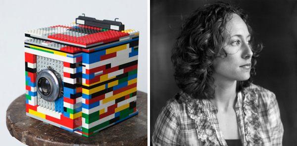 LEGO Large Format Camera