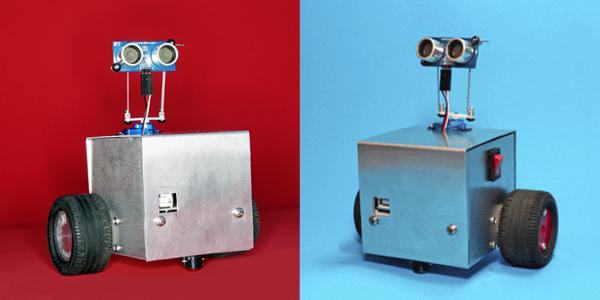 Enter the MAKE Volume 27 Robot Contest!