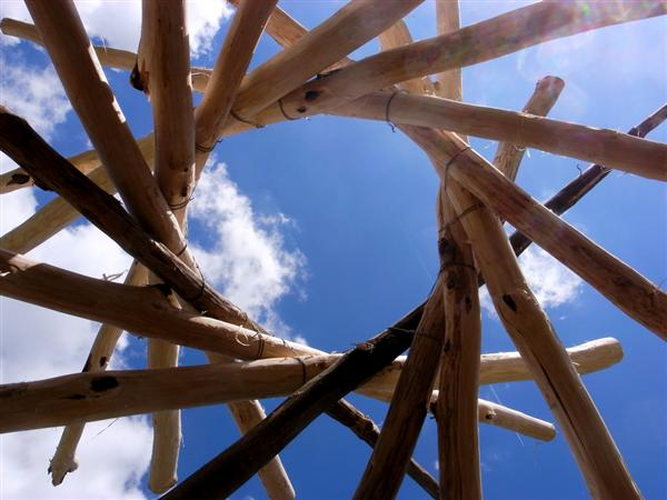 How-To:  Build A Reciprocal Roof