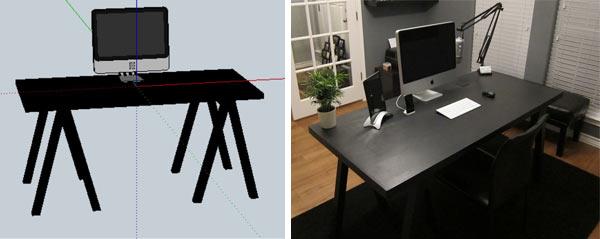 How-To: Design and Build a Custom Desk