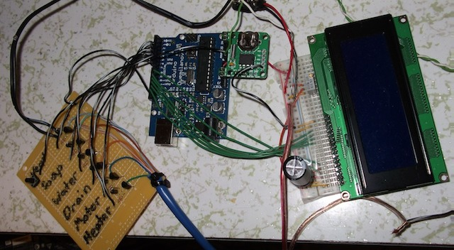 Replacing a Pricey Dishwasher Controller with an Arduino