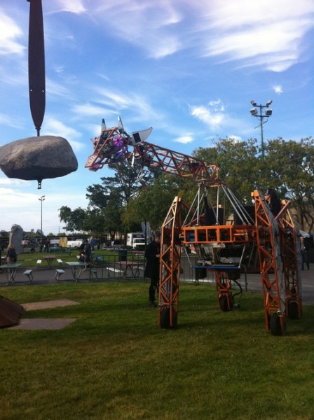 Maker Faire Day One