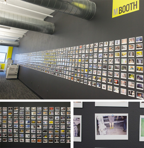 Vivify a Drab Wall with Magnetic Primer and Instant Film