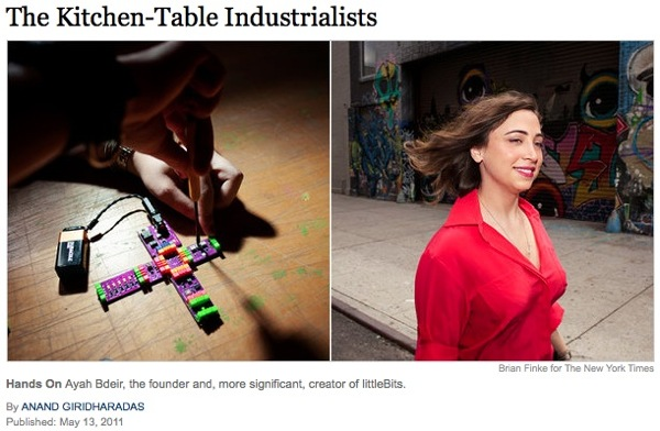 The Kitchen-Table Industrialists