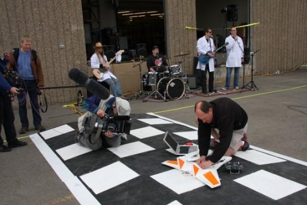 SparkFun Drone Contest Recap with Chris Anderson