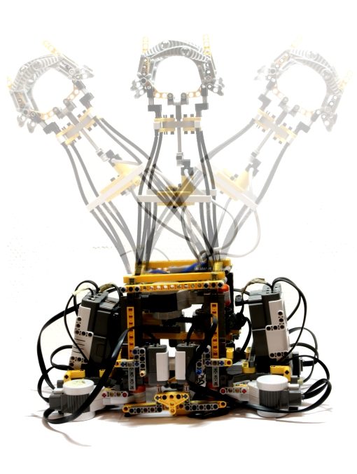NXT Robotic Arm Owes Inspiration to Festo