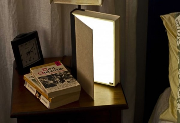 How-To:  Reading Light From a Book