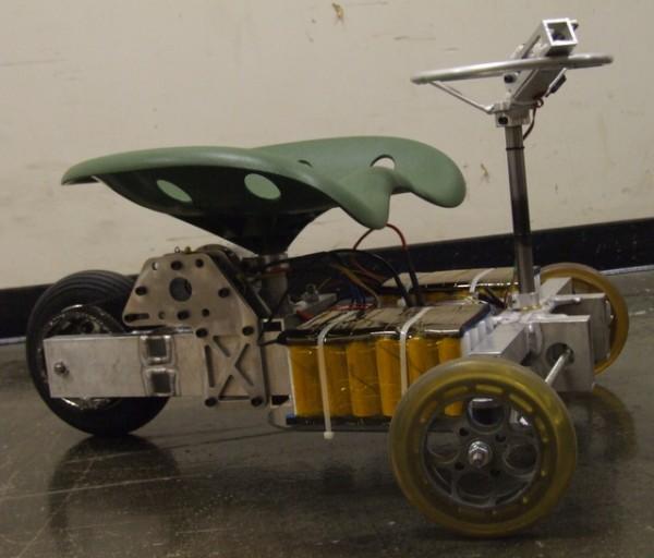 Go-Kart Made in 5 Days