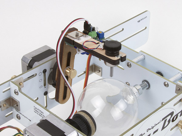 Diamond Engraving Tool for Eggbot