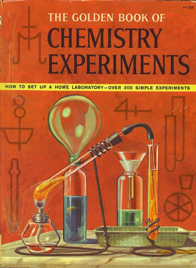 Golden Book of Chemistry Experiments for Browsing/DL on Scribd