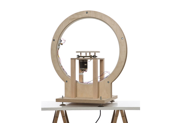 Ring-shaped 3D Scanner