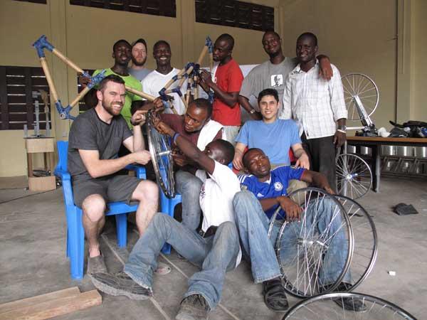 Bamboo Bike Studio Expanding