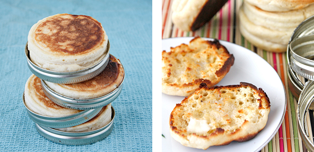 How-To: English Muffins (Just Like Thomas')