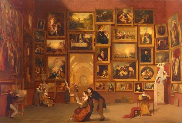Samuel Morse – The Maker Painter