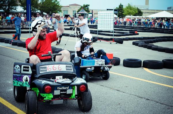 Hackerspace Happenings: Power Racing Series Gears Up for Maker Faire