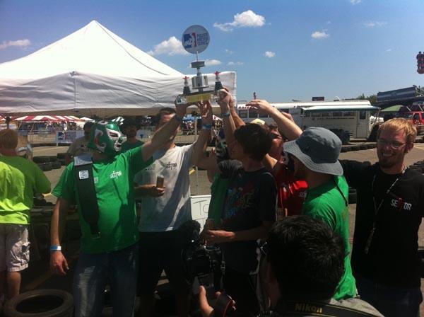 Sector67 Wins Power Racing Series!