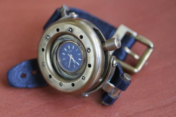 Handmade Irising Wristwatch Cover