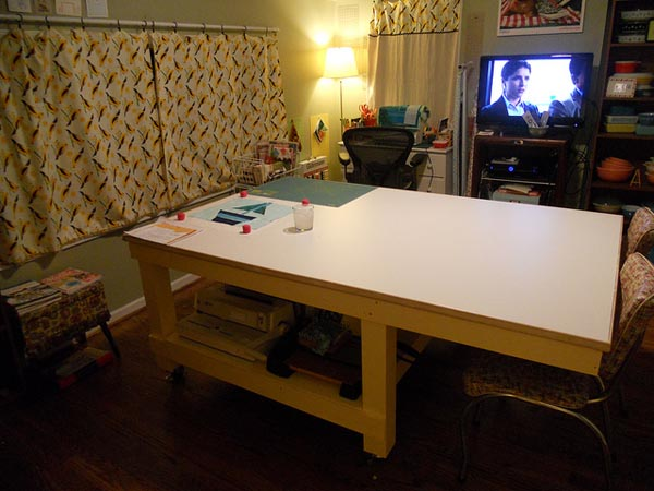 How-To: Build a Custom Workshop Table