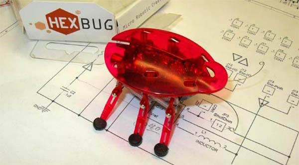 Skill Builder: Hexbug Hacking