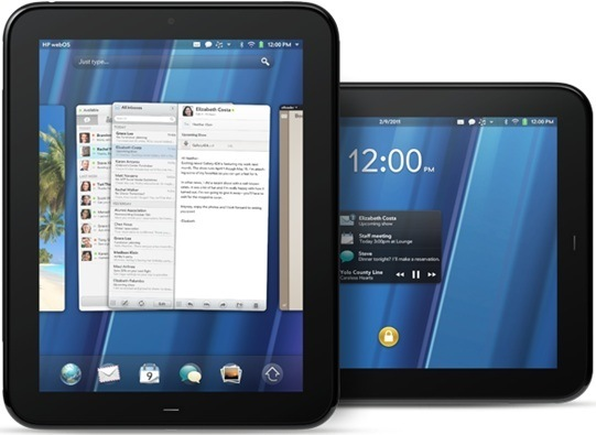 HP Killing Off TouchPad, Pre – Open Source It?