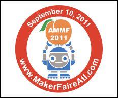 Reminder: Atlanta Mini Maker Faire this Saturday 9/10!