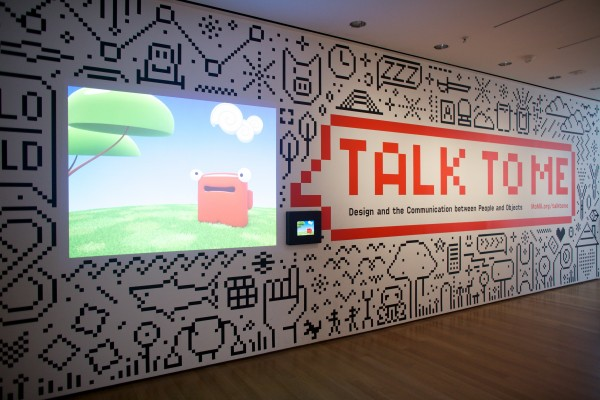 Talk to Me Exhibition at MoMA