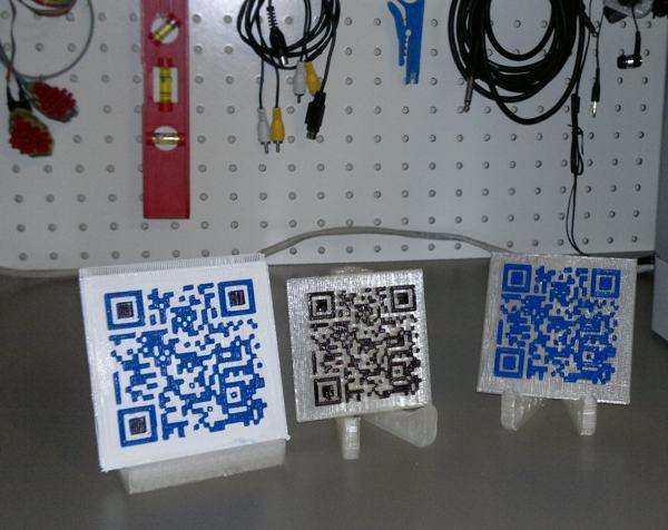 QR Code scavenger hunt at RI Mini Maker Faire this Saturday