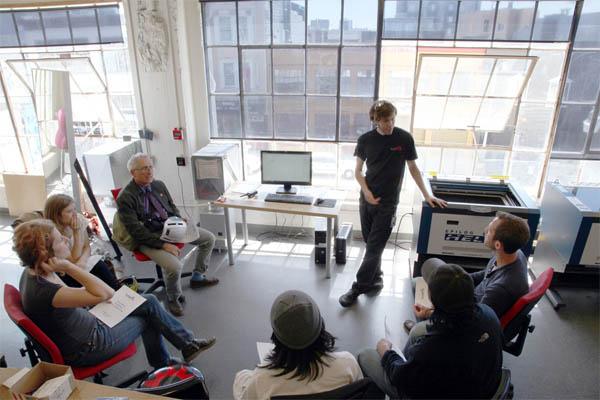 Zero to Maker: Crash Course in Laser Cutting
