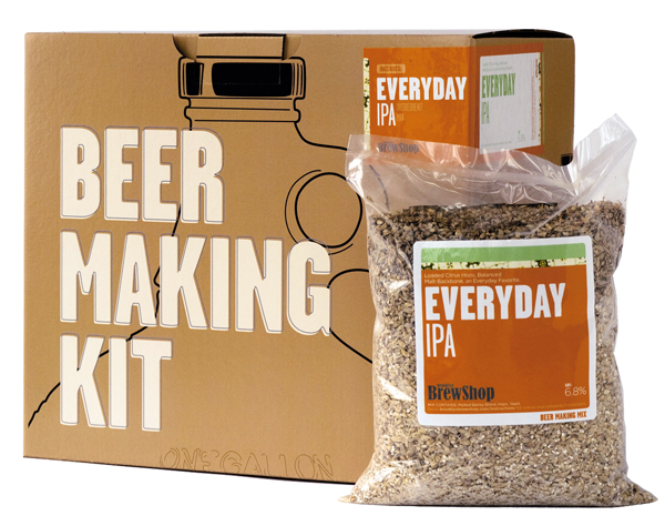 New in the Maker Shed: Beer Making Kits