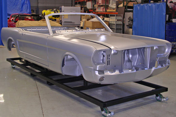 Build Your Own 65 Ford Mustang