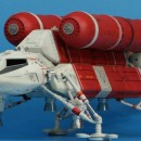 "Scratchbuilt:  The ""Swift"" from ""Space 1999"""