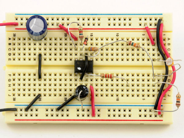 An Intro to Cybernetics via the 555 Timer Ball Whacker