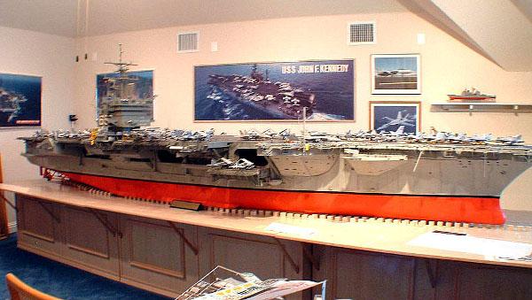 Scratchbuilt: USS Enterprise CVN-65