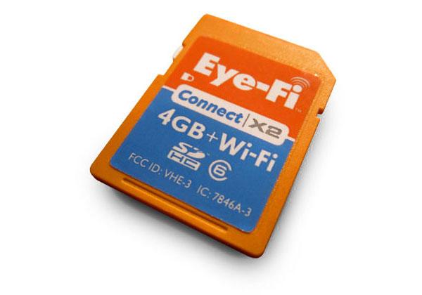 Tool Review: Eye-Fi Wireless Memory Card