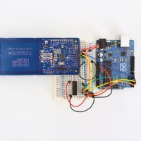 NFC/RFID Controller Breakout Board