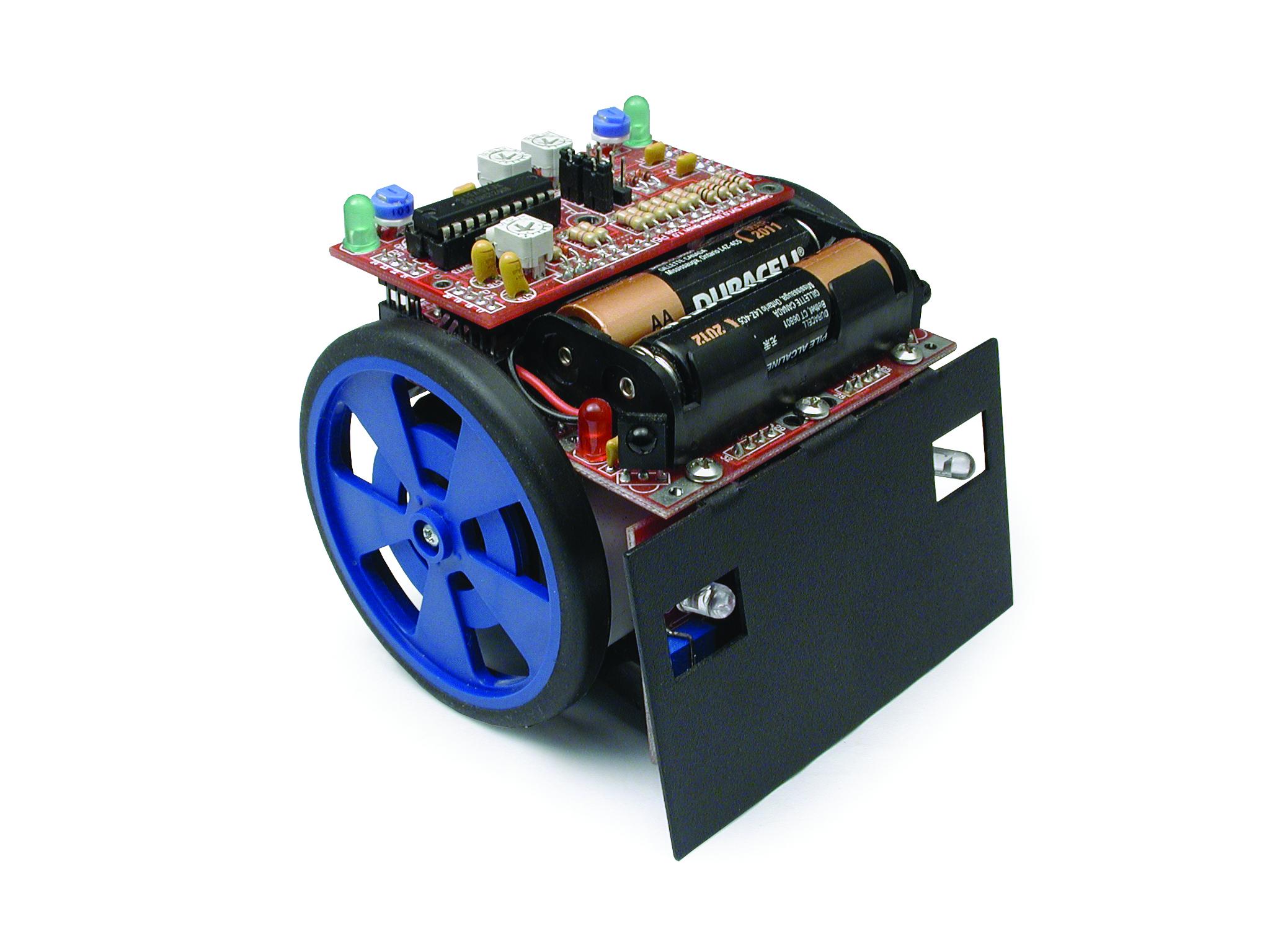 Sumovore Mini-Sumo Robotics Platform