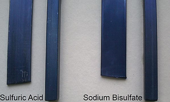How-To:  Anodize Aluminum Without Strong Acid