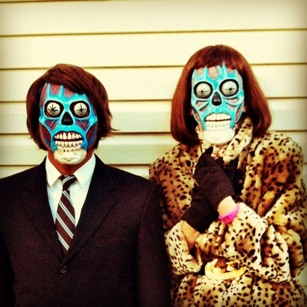 """Perfect """"They Live"""" Costumes"""