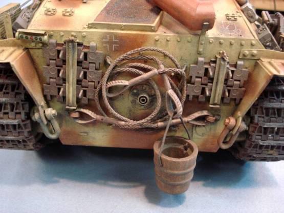 Scratchbuilt: Radio-Controlled Jagdpanzer 38(t)