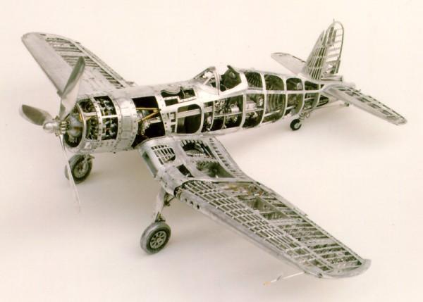 Scratchbuilt: Vought F4U-D Corsair