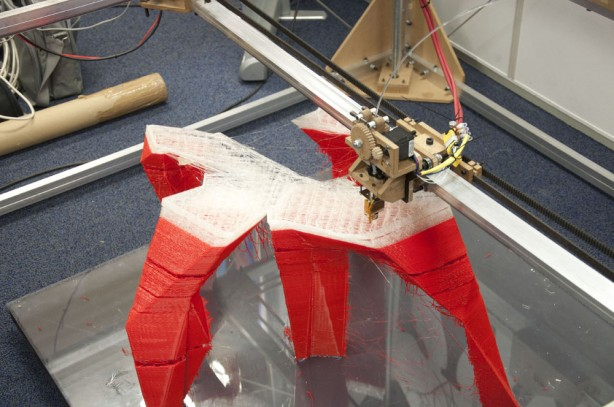 LeBigRep, a Giant 3D Printer