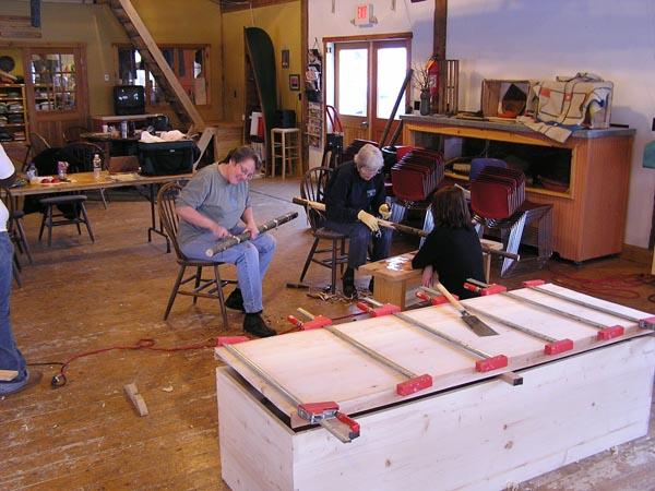 Coffin Making Class Make
