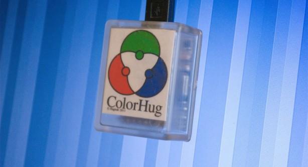 ColorHug: Open Source Display Colorimeter