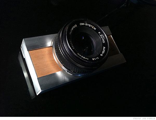 DIY Digital Lomography Camera